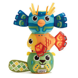 Totem Pole Stackers - Lamaze - eBeanstalk