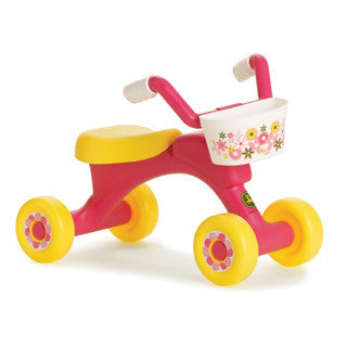 JD Little Pink Rider - John Deere - eBeanstalk