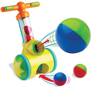 Pic N Pop Ball Blaster - Tomy - eBeanstalk