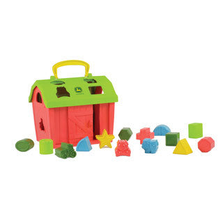 JD Barnyard Shapes - Tomy - eBeanstalk