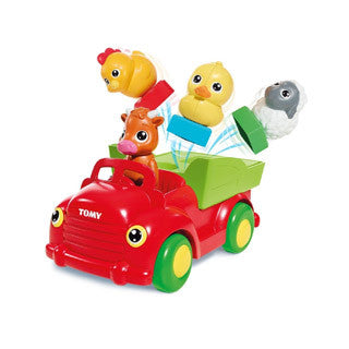 Sort N Pop Farmyard Friends - Tomy - eBeanstalk