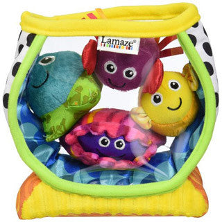 Lamaze My First Fishbowl Plush - Lamaze - eBeanstalk