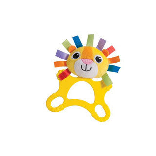 Lamaze Logan the Lion Teethimal - Lamaze - eBeanstalk