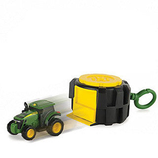 ERTL John Deere Mighty Movers Handheld Launcher Vehicle - John Deere - eBeanstalk