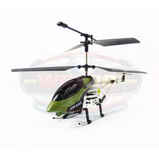 Web RC Iron Hawk Helicopter - My Funky Planet - eBeanstalk