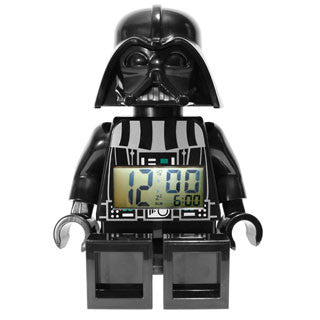 Star Wars Darth Vader Mini Clock - Schylling - eBeanstalk