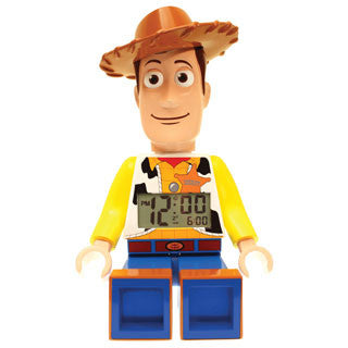 Toy Story Woody Mini Clock - Schylling - eBeanstalk