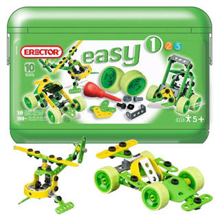 Erector Build & Play Easy Bucket - Schylling - eBeanstalk