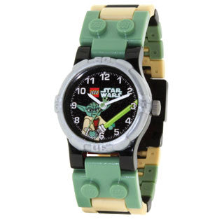 Star Wars Yoda Watch - Schylling - eBeanstalk