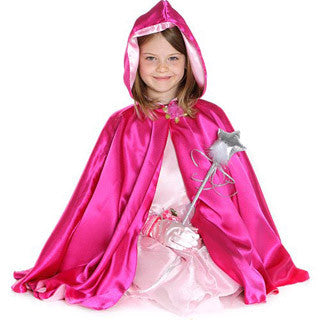 Hooded Princess Cape - Creative Education - eBeanstalk