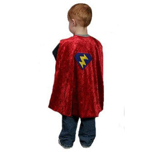 Reversible Super Hero Cape - Boy - Creative Education - eBeanstalk