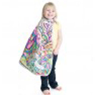 Color A Cape Princess - Creative Education - eBeanstalk