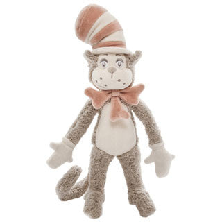 Cat in the Hat Natural Plush - MiYim - eBeanstalk