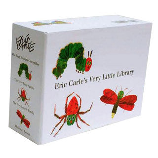 Eric Carles Very Little Library - Eric Carle - eBeanstalk