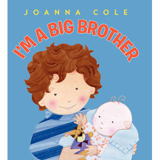 I Am A Big Brother - Harper Collins - eBeanstalk