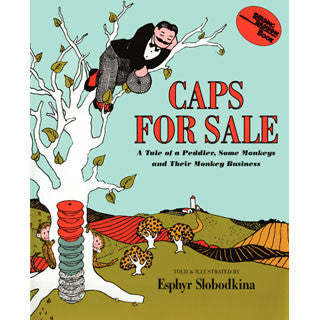 Caps For Sale - Harper Collins - eBeanstalk