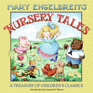 Nursery Tales Book Mary Engelbreit - Harper Collins - eBeanstalk