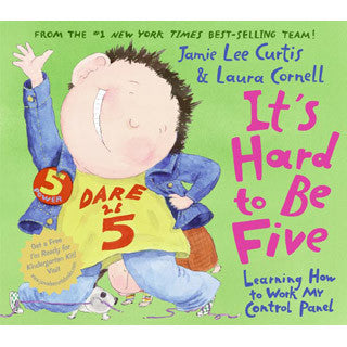 Its Hard to be Five - Harper Collins - eBeanstalk