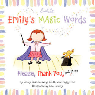 Emilys Magic Words - Harper Collins - eBeanstalk