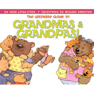 The Ultimate Guide to Grandmas and Grandpas - Harper Collins - eBeanstalk
