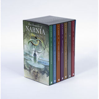 The Chronicles of Narnia Box Set - Harper Collins - eBeanstalk