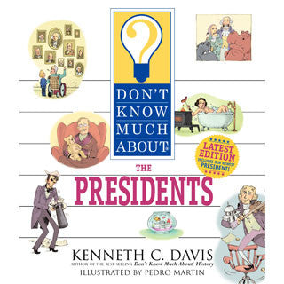 Do Not Know Much About The Presidents - Harper Collins - eBeanstalk