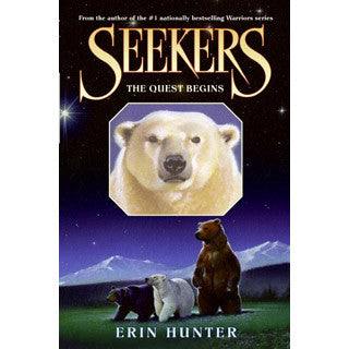 Seekers 1 The Quest Begins - Harper Collins - eBeanstalk