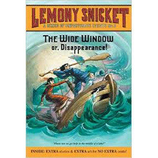 The Wide Window Book 3 Lemony Snicket - Harper Collins - eBeanstalk