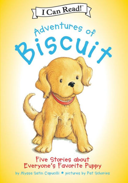 Adventures of Biscuit I Can Read Series Books