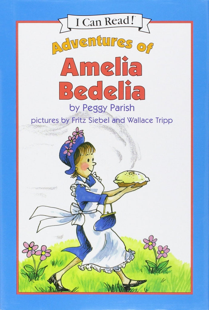 Adventures of Amelia Bedelia I Can Read Series Books