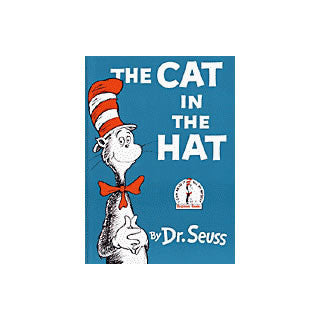 Dr Seuss The Cat in the Hat - Dr. Seuss - eBeanstalk