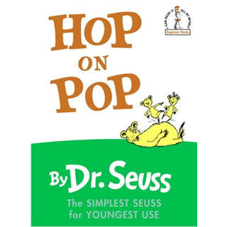 Dr Seuss Hop on Pop - Dr. Seuss - eBeanstalk