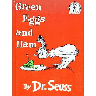 Dr Seuss Green Eggs and Ham - Dr. Seuss - eBeanstalk