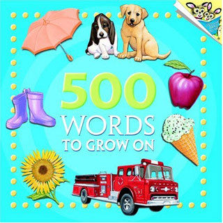 500 Words to Grow On - eBeanstalk