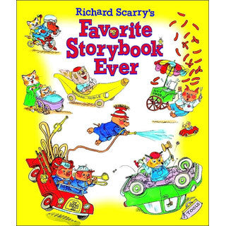 Richard Scarrys Favorite Storybook Ever - Random House - eBeanstalk