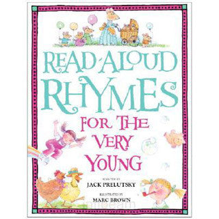 Read Aloud Rhymes for the Very Young - Random House - eBeanstalk
