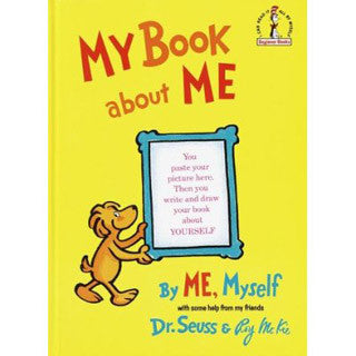 My Book About Me - Dr. Seuss - eBeanstalk