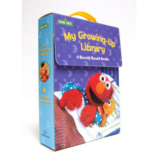 My Growing Up Library - Sesame Street - Random House - eBeanstalk