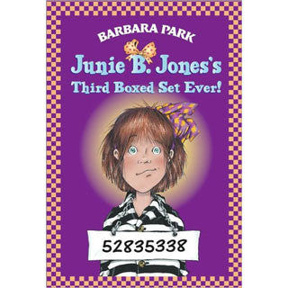 Junie B Jones 3rd Boxed Set Ever - Random House - eBeanstalk