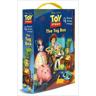 The Toy Box - Toy Story - Random House - eBeanstalk