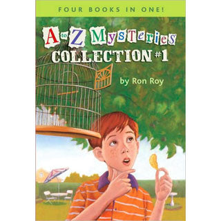 A to Z Mysteries - 1st Collection - eBeanstalk