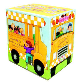 Junie B Jones Books in a Bus - Random House - eBeanstalk