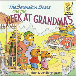 Berenstain Bears The Week at Grandmas - Berenstain Bears - eBeanstalk