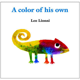 A Color of His Own Board Book - eBeanstalk