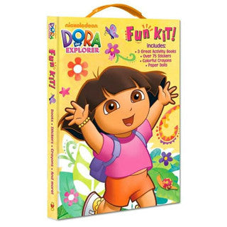 Dora The Explorer Fun Kit - Random House - eBeanstalk