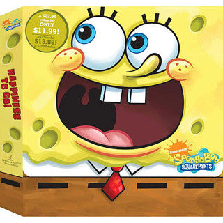 SpongeBob Happiness To Go - Random House - eBeanstalk