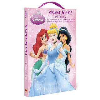 Princess Fun Kit - Random House - eBeanstalk