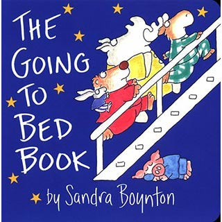 The Going To Bed Book - Simon and Shuster - eBeanstalk