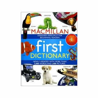 MacMillan First Dictionary - Simon and Shuster - eBeanstalk