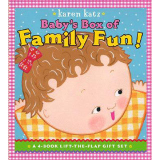 Babys Box of Family Fun - Simon and Shuster - eBeanstalk